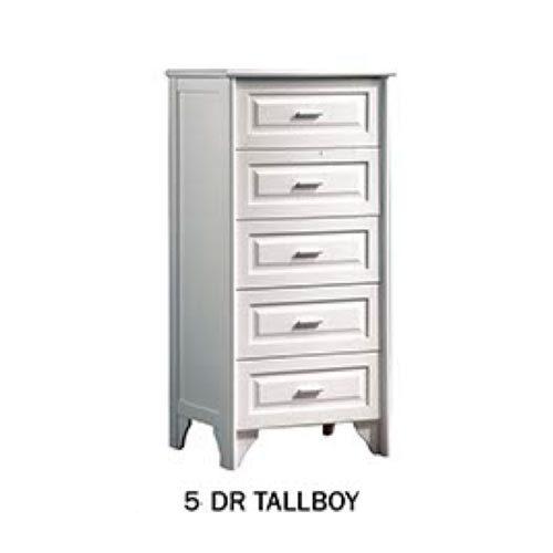 Outstanding Jeanie 5 Drawer Tallboy Interior Design Ideas Gentotryabchikinfo