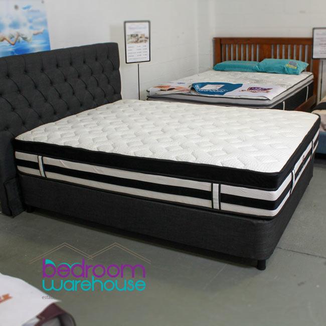 Cameo Headboard Matching Ensemble Base Bedroom Warehouse