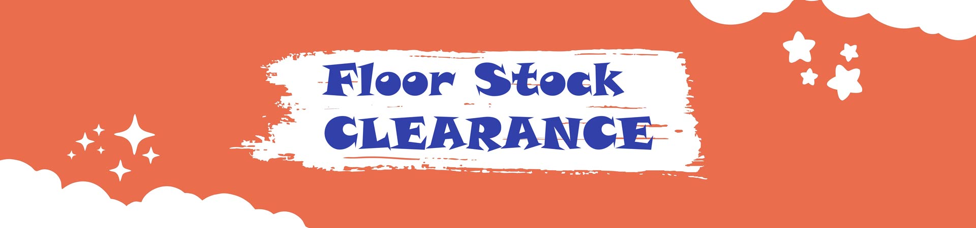 Bedroom warehouse floor stock clearance