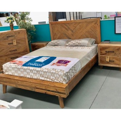 Pavillion Bedframe