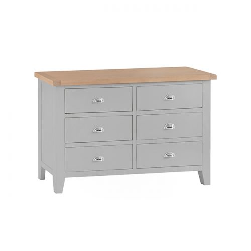 Hampshire 6 Drawer Chest