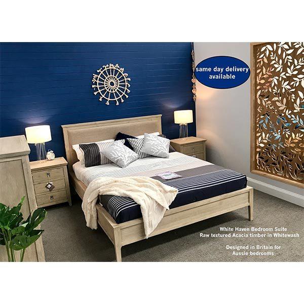 White Haven Bedroom suite