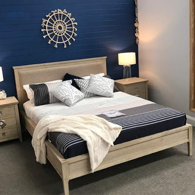 White Haven Bedframe