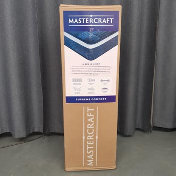 Mattress in a box - from Bedroom Warehouse